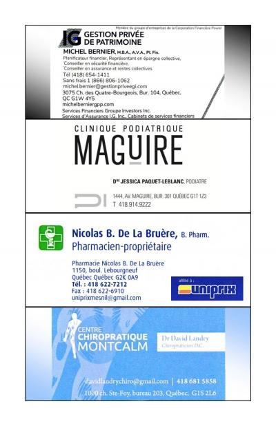 Programme 2019 - La vie, ça se chante! Page 24